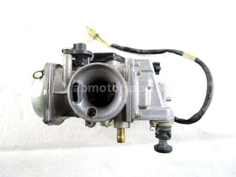 A used Carburetor from a 2001 TRX450S Honda OEM Part # 16100-HN0-A00 for sale. Check out our online catalog for more parts!