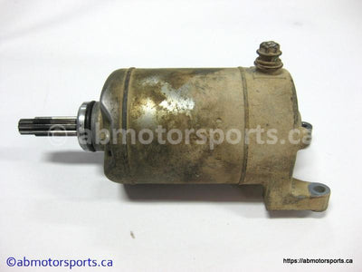 Used Honda ATV TRX 400EX OEM part # 31200-HN1-000 starter for sale
