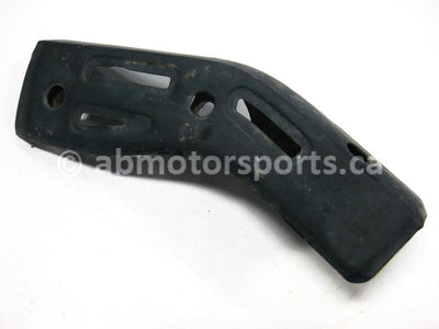 Used Honda ATV TRX 350D FOURTRAX 4X4 OEM part # 18321-HA7-671 exhaust pipe protector for sale