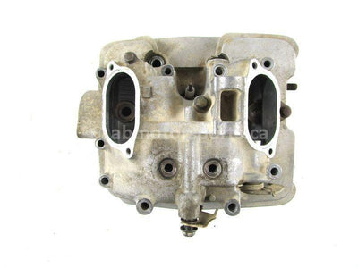 A used Cylinder Head from a 1993 TRX350D FOURTRAX 4X4 Honda OEM Part # 12000-HA7-305 for sale. Check out our online catalog for more parts!
