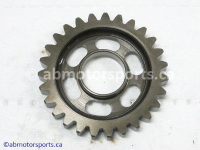 Used Honda ATV TRX 400FW OEM part # 23751-HM7-000 gear 27T for sale
