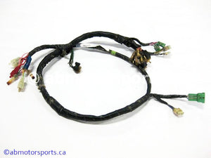 Used Honda ATV TRX 300 FW OEM part # 32100-HC4-670 main wire harness for sale