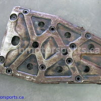 Used Honda ATV TRX 300 FW OEM part # 50360-HC5-000 skid plate for sale