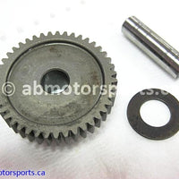 Used Honda ATV TRX 300 FW OEM part # 28140-HA0-770 gear 43T 18T for sale