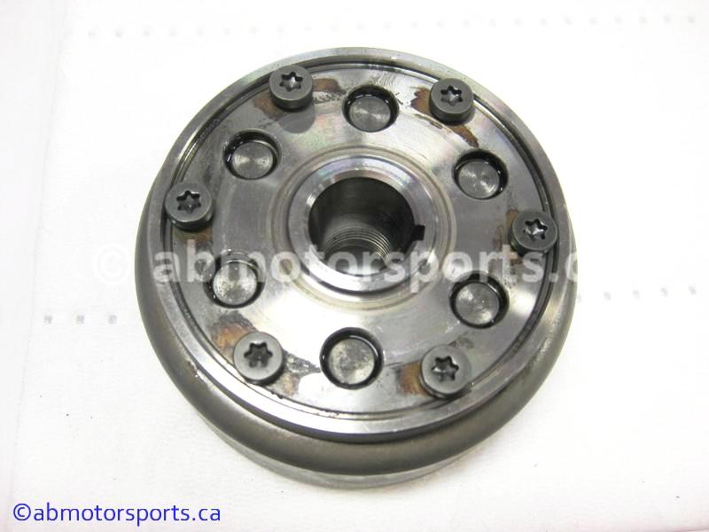 Used Honda ATV TRX 300 FW OEM part # 31110-HC4-013 flywheel for sale