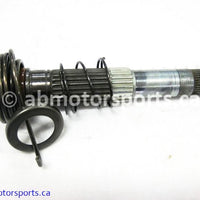 Used Honda ATV TRX 300 FW OEM part # 28250-HC4-000 kick starter spindle for sale