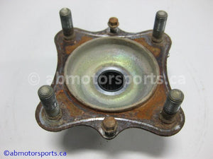 Used Honda ATV TRX 300 FW OEM part # 44610-HM5-A80 front hub for sale