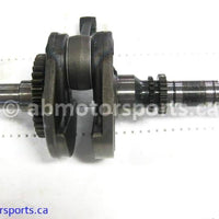 Used Honda ATV TRX 300 FW OEM part # 13000-HC4-000 crankshaft for sale