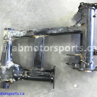 Used Honda ATV TRX 350 FM OEM part # 52100-HN5-670 rear swing arm assembly for sale