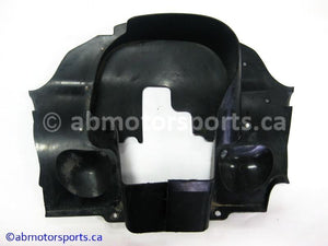 Used Honda ATV TRX 350 FM OEM part # 61700-HN5-670 steering column cover for sale