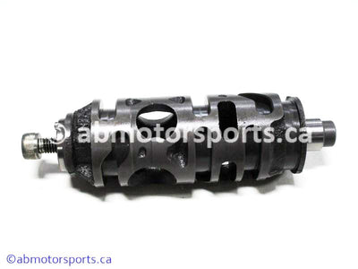 Used Honda ATV TRX 350 FM OEM part # 24300-HN5-671 gear shift drum for sale