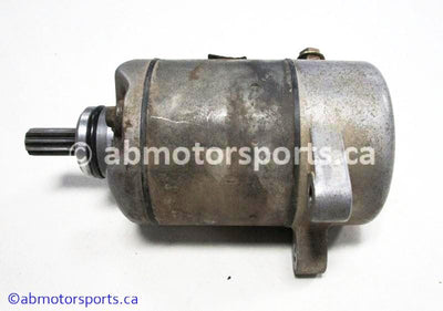 Used Honda ATV TRX 350 FM OEM part # 31200-HN5-A81 electric starter for sale