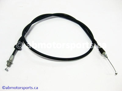 Used Honda ATV TRX 500 FM OEM part # 17910-HP0-A00 throttle cable for sale