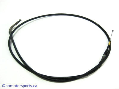 Used Honda ATV TRX 500 FM OEM part # 22880-HP0-A00 reverse cable for sale