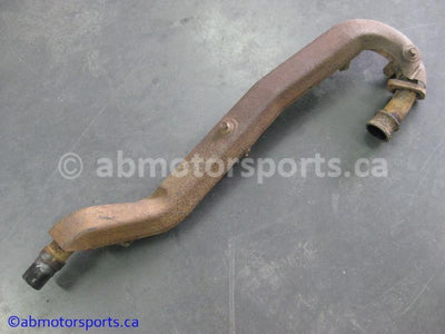 Used Honda ATV TRX 350 FM OEM part # 18320-HN5-670 OR 18320HN5670 exhaust pipe for sale