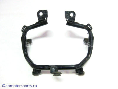 Used Honda ATV RUBICON 500 FGA OEM part # 53207-HP0-A00 meter bracket cover for sale