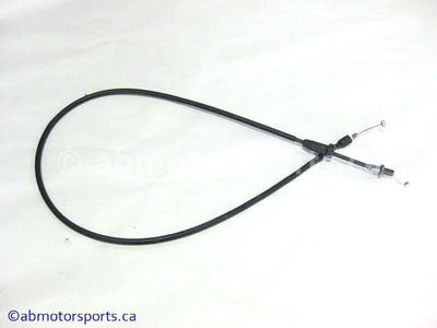 Used Honda ATV RUBICON 500 FGA OEM part # 17910-HP0-A00 throttle cable for sale