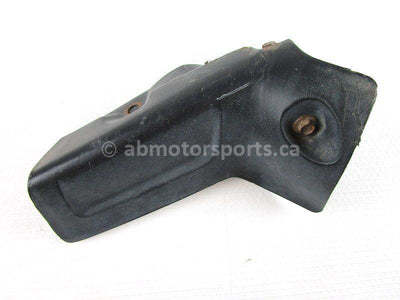 A used A Arm Guard Frl from a 2003 TRX450FM Honda OEM Part # 51315-HM7-000 for sale. Honda ATV parts… Shop our online catalog… Alberta Canada!