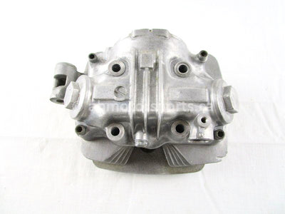 A used Cylinder Head from a 1984 ATC 200ES Honda OEM Part # 12000-427-305  for sale. Check out our online catalog for more parts that will fit your unit!
