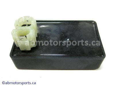 New Honda ATV TRX 400 FW OEM part # 30410-HM7-003 or 30410HM7003 ignition control module for sale