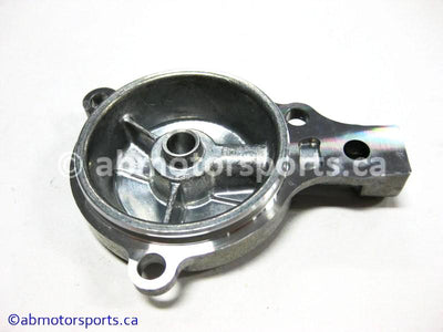 New Honda ATV TRX 350 OEM part # 11333-HN5-670 or 11333HN5670 oil filter cover for sale