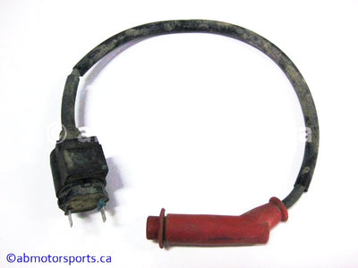 Used Honda ATV TRX 500 OEM part # 30510-HN2-000 OR 30510HN2000 ignition coil for sale