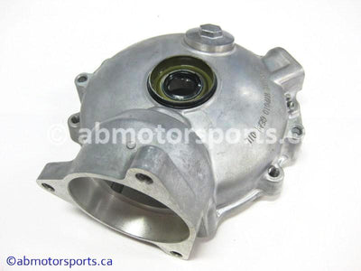 New Honda ATV TRX 450 FE OEM part # 41411-HN0-671 or 41411HN0671 front differential case for sale