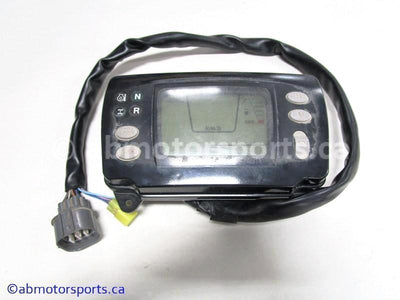 Used Honda ATV TRX 500FA OEM part # 37200-HN2-A21 display for sale