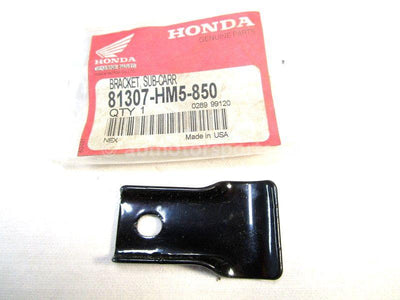 A new Sub Carrier Bracket for a 1991 TRX 200D Honda OEM Part # 81307-958-680 for sale. Honda ATV parts online? Oh, Yes! Find parts that fit your unit here!