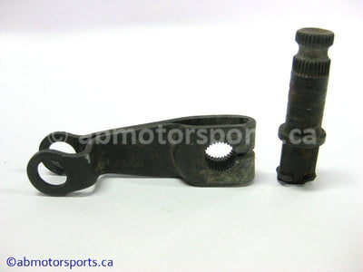 Used Honda Dirt Bike XR 80R OEM Part # 43141-KJ2-000 OR 43141KJ2000 CAM REAR BRAKE for sale