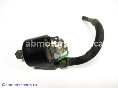 Used Honda Dirt Bike CRF 450R OEM part # 30500-MEB-671 ignition coil for sale