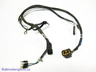 Used Honda Dirt Bike CRF 450R OEM part # 32100-MEB-670 wire harness for sale