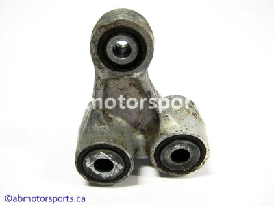 Used Honda Dirt Bike CRF 450R OEM part # 52465-MEB-750 swing arm linkage for sale