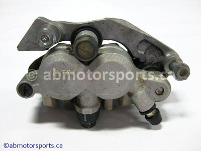Used Honda Dirt Bike CRF 450R OEM part # 45150-KZ4-J31 front brake caliper for sale