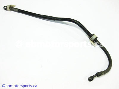 Used Honda Dirt Bike CRF 450R OEM part # 43310-MEB-003 rear brake line for sale