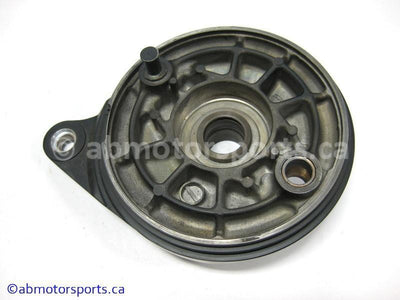 New Honda Dirt Bike CR 500R OEM part # 43100-KS6-000ZA or 43100KS6000ZA rear brake panel for sale