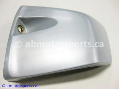 New Honda Dirt Bike CRF 450R OEM part # 50355-MEB-670 engine guard right for sale