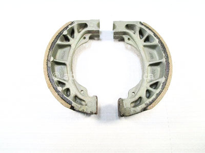 A new Brake Shoe Set for a 1977 XL100 Honda OEM Part # 45120-096-651 for sale. Looking for parts near Edmonton? We ship daily across Canada!