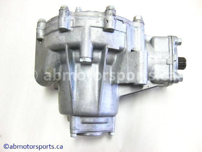 Used Kawasaki Bayou 400 OEM Part # 13101-5083 and 41046-1089 and 14055-1114 and 13101-1190 front differential for sale