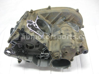 Used Kawasaki ATV BRUTE FORCE 750 OEM part # 14001-0015 crankcase for sale