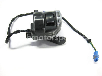 Used Kawasaki ATV BRUTE FORCE 750 OEM part # 39074-1062 throttle assembly for sale