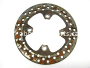 Used Kawasaki ATV BRUTE FORCE 750 OEM part # 41080-1513 brake disc for sale