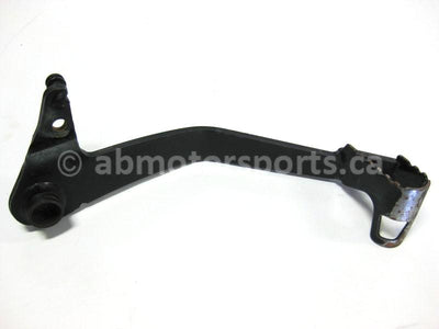 Used Kawasaki ATV BRUTE FORCE 750 OEM part # 43001-0036 OR 43001-1441 OR 43001-0092 brake pedal lever for sale