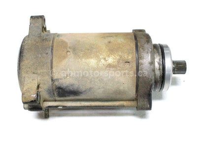 A used Starter from a 1987 BAYOU KLF300A Kawasaki OEM Part # 21163-1115 for sale. Our online catalog has the parts you need!