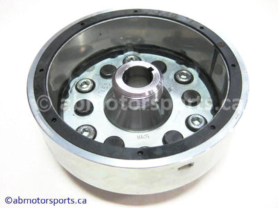 Used Kawasaki Bayou 400 OEM Part # 21007-1243 flywheel for sale