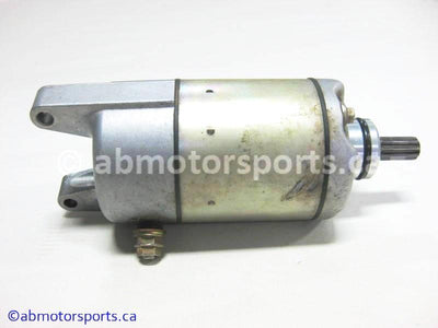 Used Kawasaki Bayou 400 OEM Part # 21163-1208 starter for sale