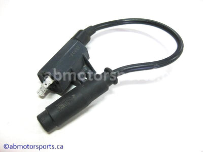 Used Kawasaki Bayou 400 OEM Part # 21121-1160 ignition coil for sale