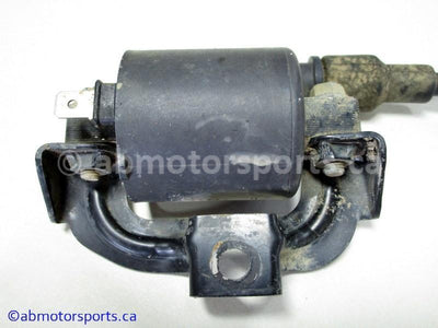 Used Kawasaki ATV BRUTE FORCE 750 OEM part # 21121-0039 ignition coil for sale