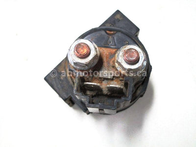 Used Kawasaki ATV BRUTE FORCE 750 OEM part # 27010-1098 starter solenoid for sale
