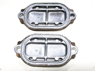 Used Kawasaki ATV BRUTE FORCE 750 OEM part # 11065-1152 rocker valve caps for sale
